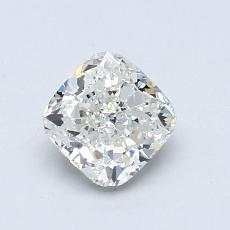 Recommended Stone #3: 0.74-Carat Cushion Cut Diamond