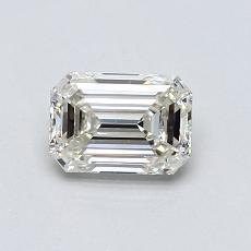 Recommended Stone #2: 0.70-Carat Emerald Cut Diamond
