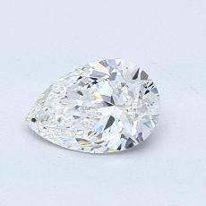 0.70 Carat 梨形 Diamond 非常好 G VS2