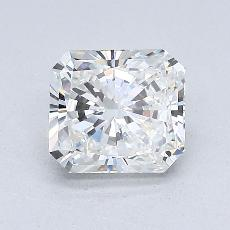 Current Stone: 1.10-Carat Radiant Cut