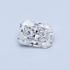 推荐宝石 4:0.40 克拉雷地恩明亮式钻石