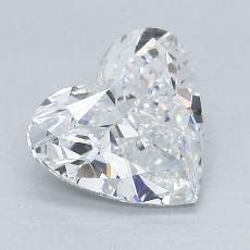 Target Stone: 1.62-Carat Heart Cut Diamond