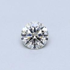 Recommended Stone #4: 0.24-Carat Round Cut Diamond