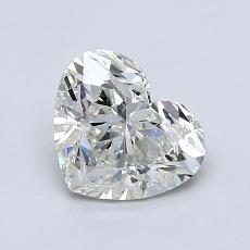 Recommended Stone #4: 1.00-Carat Heart Cut Diamond