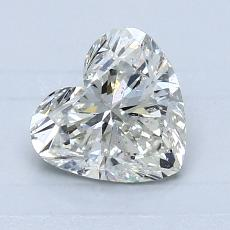 Recommended Stone #4: 1.20-Carat Heart Cut Diamond