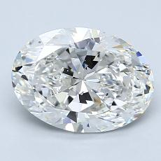 Recommended Stone #4: 2.00-Carat Oval Cut Diamond