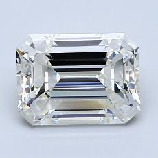 Pierre recommandée n°4: Diamant taille émeraude 2,02 carat