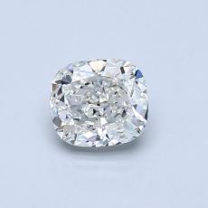 Recommended Stone #4: 0.56-Carat Cushion Cut Diamond