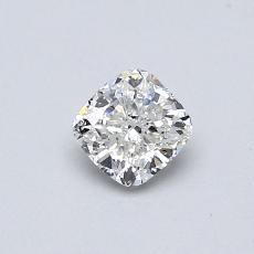 Recommended Stone #4: 0.40-Carat Cushion Cut Diamond