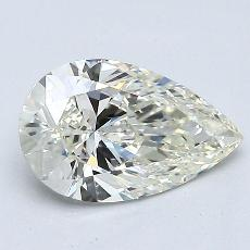 Recommended Stone #3: 1.05-Carat Pear Cut Diamond