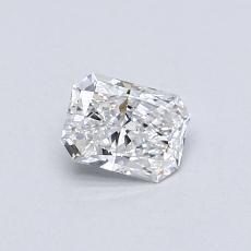 推荐宝石 2:0.40 克拉雷地恩明亮式钻石