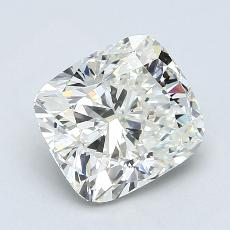 Recommended Stone #2: 2.30-Carat Cushion Cut