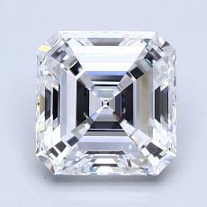Recommended Stone #3: 1.80-Carat Asscher Cut Diamond