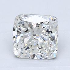 Pierre recommandée n°4: Diamant taille coussin 1,51 carats