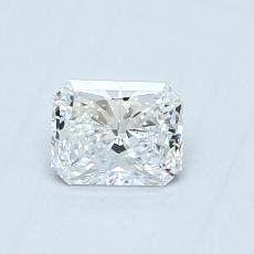 Recommended Stone #1: 0.45-Carat Radiant Cut Diamond