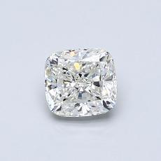 Recommended Stone #1: 0.60-Carat Cushion Cut Diamond