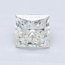 Recommended Stone #1: 0.95-Carat Princess Cut Diamond