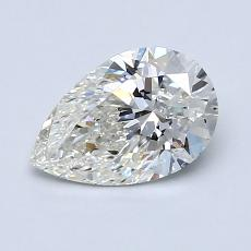 Recommended Stone #4: 0.91-Carat Pear Cut Diamond