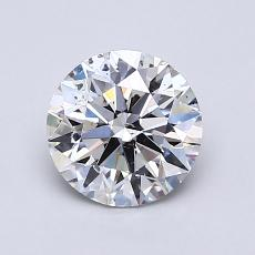 Recommended Stone #4: 1.06-Carat Round Cut