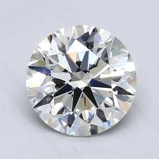1,40-Carat Round Diamond Ideal I VVS2