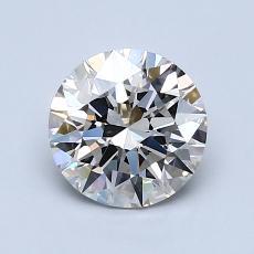 オススメの石No.3:1.20カラットのラウンドカットダイヤモンド