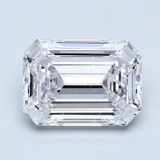 Recommended Stone #3: 1.30-Carat Emerald Cut Diamond