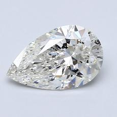 Recommended Stone #3: 1.15-Carat Pear Cut Diamond