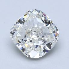Recommended Stone #3: 2.50-Carat Cushion Cut Diamond