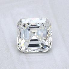 推薦鑽石 #4: 1.02  克拉上丁方形鑽石