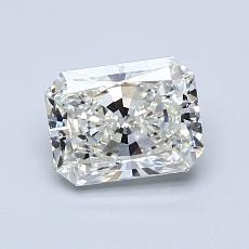 推薦鑽石 #2: 1.00  克拉雷地恩明亮式切割鑽石