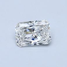 Recommended Stone #1: 0.44-Carat Radiant Cut Diamond