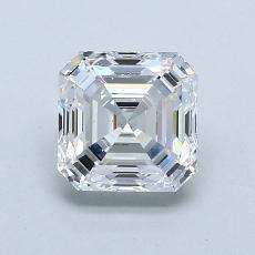 Recommended Stone #4: 1.12-Carat Asscher Cut Diamond