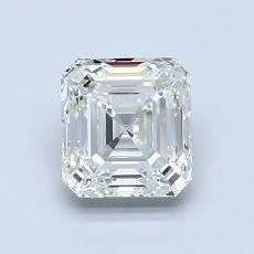 推荐宝石 2:1.20 克拉祖母绿切割钻石