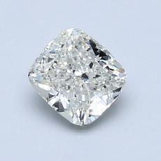 Recommended Stone #3: 1.00-Carat Cushion Cut Diamond