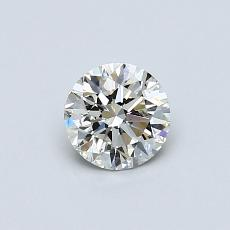 Recommended Stone #3: 0,50-Carat Round Cut Diamond