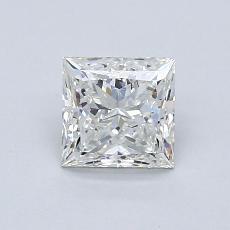 Recommended Stone #3: 0.81-Carat Princess Cut Diamond