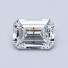 Recommended Stone #3: 0,91-Carat Emerald Cut Diamond