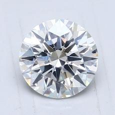 1.03 Carat 圓形 Diamond 理想 G SI1