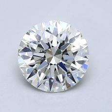 1.07 Carat 圓形 Diamond 理想 J VS1