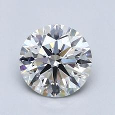 Recommended Stone #2: 0.86-Carat Round Cut Diamond
