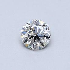 Recommended Stone #3: 0.40-Carat Round Cut Diamond
