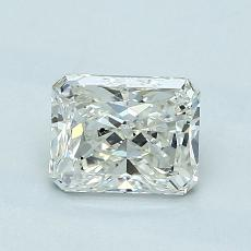 Target Stone: 1.01-Carat Radiant Cut Diamond