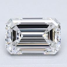 Recommended Stone #4: 1,54-Carat Emerald Cut Diamond