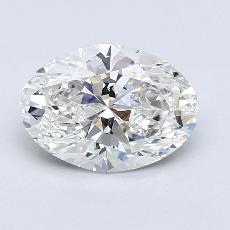 2.04-Carat Oval Diamond Very Good G VS2