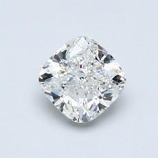 0.73-Carat Cushion Diamond Very Good G VS2