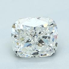 Target Stone: 1.70-Carat Cushion Cut Diamond