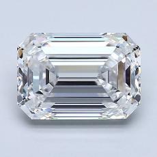 Recommended Stone #4: 2,32-Carat Emerald Cut Diamond