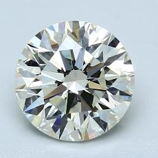 Recommended Stone #2: 2.20-Carat Round Cut Diamond