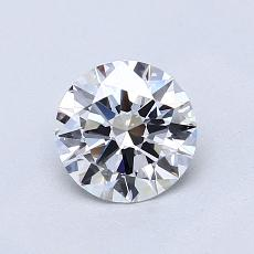 Recommended Stone #3: 0,77-Carat Round Cut