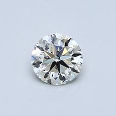 Recommended Stone #2: 0.43-Carat Round Cut Diamond